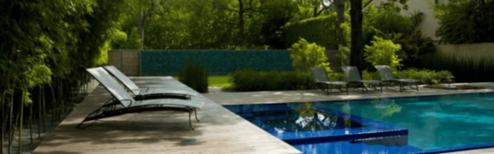 Polyester zwembaden op maat